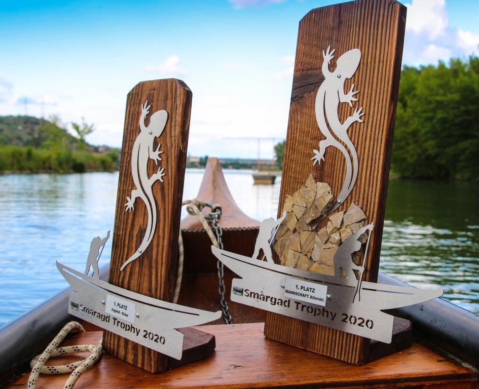 Smaragd Trophy Preise